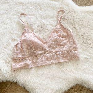 VS Pink bralette
